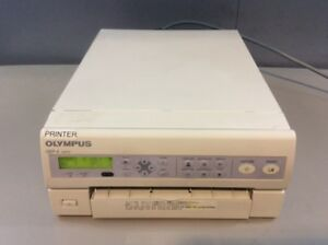 Olympus Oep 4 Color Video Printer Medical Healthcare Endoscopy Laparoscopy