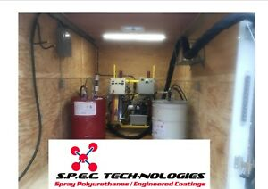 Most Accurate Spray Foam Machine New Design Hydraulic we Are The Manufacture