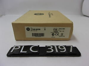 New Other Allen Bradley 1746 no81 Slc500 Analog Output Module 8 Ch plc3197