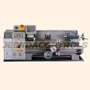 Eco Wm210v g Metal Lathe Brushless Motor Lathe Machine Stepless Variable Speed