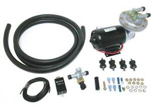 Ssbc Electric Vacuum Pump Kit 12 Volts 28146 Free Shipping