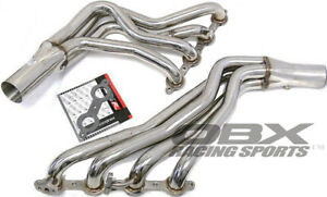 Obx Exhaust Long Tube Header For 2000 2001 2002 Trans Am camaro 5 7l Ls1 F Body