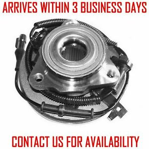 Front Hub Assembly Fits Ford Explorer Sport Trac Mercury Mountaineer 4 0 4 6