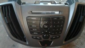 2015 2016 Ford Transit Radio Face Plate Replacement Ck4t 18k811 Ea Oem