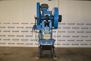 Clearing 60 Ton Air Clutch Stamping Punch Press