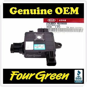 Genuine Cooling Fan Controller For 06 14 Hyundai Entourage Sedona Oem 253854d