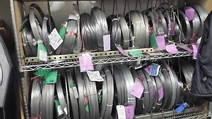 302 Stainless Steel Spring Wire Size 050 1 27mm 25 Feet