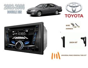 2002 2006 Toyota Camry Car Stereo Kit Bluetooth Usb Cd Aux Mp3