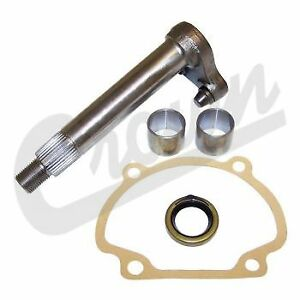 Jeep Mb Cj 41 66 With The 7 8 Inch Steering Sector Shaft Kit
