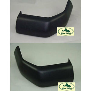 Land Rover Finisher Bumper Rear End Cap Set Rh Lh Discovery Ii Oem