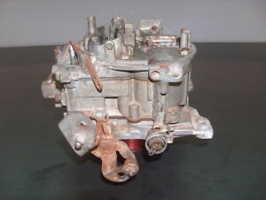 1971 Chevy Malibu C K Truck Quadrajet Carter 4 Barrel Qjet Carburetor 7041211