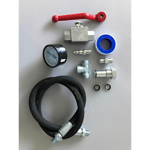 High Pressure Oil System Ipr Air Test Tool For 2003 2007 Ford 6 0l Powerstroke