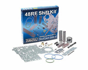 Transgo Shift Kit Dodge Ram Diesel V10 48re Transmission 2003 On Sk 48re