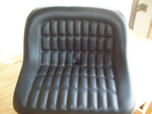 Replacement Seat With Drain Hole Ford Compact Tractor 1000 1500 1700 1900 More