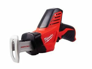 Milwaukee 2420 20 Lithium ion 12v Cordless Hackzall Reciprocating Saw Bare Tool