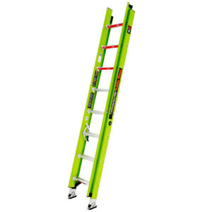 Little Giant 17716 16 foot Type Ia Hyperlite Fiberglass Extension Ladder