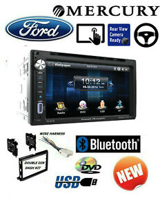 Bluetooth Touchscreen Dvd Cd Car Radio Stereo Usb 05 16 Ford F 150 250 350