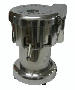 Commercial Juicer Extractor Machine Stainless Steel Etl Nsf Approved