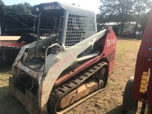 2006 Takeuchi Tl130 Tracked Skid Steer Loader Coming In Soon