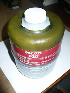 Loctite 620 High Temperature Retaining Compound 62085 Exp 12 08 1 L New