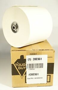 New 3 Roll Pack White Paper Towel Roll Touchless 7 w X 800 l Tough Guy 39e961