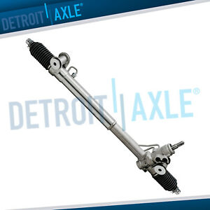 Complete Power Steering Rack And Pinion Assembly Chevy Gmc Envoy Trailblazer