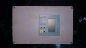Siemens Sipan 32 Analyzer For Ph Or Orp Measurement 7ma10408aa Fast Shipping
