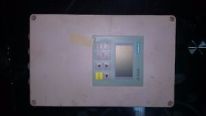 Siemens Sipan 32 Analyzer For Ph Or Orp Measurement 7ma1040 8aa Fast Shipping