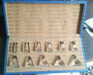 Prism Bars Loose Set Of 11 Prisms by Dr onic