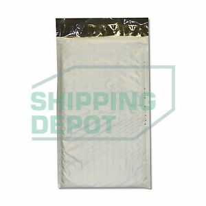 500 00 5x10 Poly Bubble Mailers Self Seal Padded Envelopes 5 x10 Secure Seal