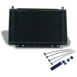 B M Supercooler Oil Cooler Kit Aluminum Tranny Fluid Coolers 70268