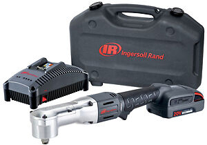 Ingersoll Rand W5350 K12 1 2 20v Right Angle Impact Tool Kit