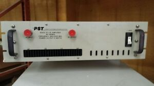 Pst Ar85729 5 Solid State Amplifier