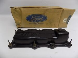 New Oem 1991 1994 Ford Mercury Right Hand Side Engine Valve Cover 3 0l V6