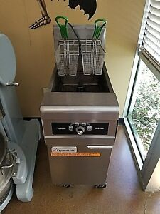 Frymaster Gas Fryer M Fp155sd natural Gas 120v