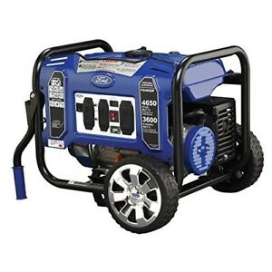 4650w High Power Portable Generator Gasoline Powered Electric Generic Emergency