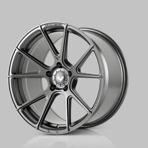19 Vorsteiner V ff 106 Forged Staggered Wheels Bmw E90 E92 M3 Concave Set