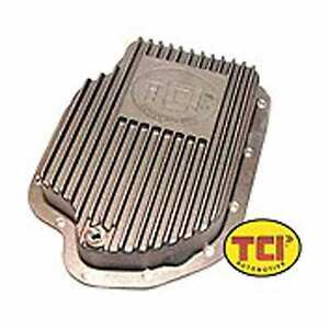 Tci Transmission 228000 Auto Trans Pan Th400 Ex Deep Cast Oil Pan