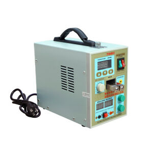 788h 60a Led Dual Pulse Battery Spot Welding Point Welders 18650 Battery Charger