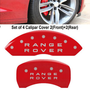Mgp Brake Caliper Cover Yellow Chevrolet Corvette Caliper Covers 41003sjalrd