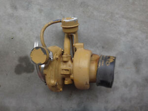 Take Off Military 3116 Oem Cat Turbocharger For Caterpillar P n 117 9103 Low Use