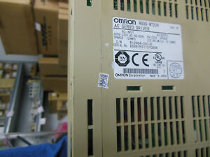 Omron Servo Drive R88d wt20h Used Free Expedited Shipping R88dwt20h