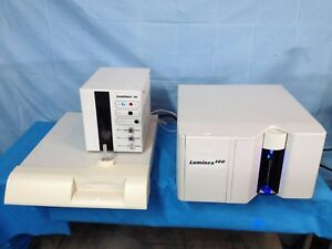 Luminex 100 Analyzer With Xyp Plate Plateform And Sd Sheath Delivery System