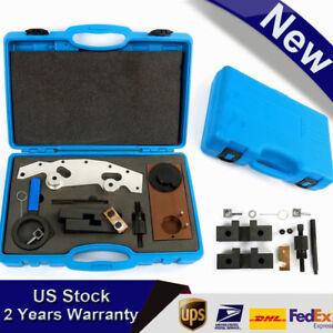 Double Vanos For Bmw M52 M52tu M54 M56 Complete Timing Special Tools Kit Set