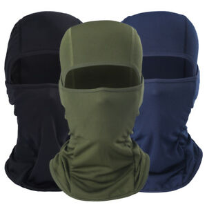 Tactical Motorcycle Cycling Hunting Balaclava Snood Outdoor Ski Face Mask Helmet