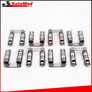 8 Pairs New Retro Fit Hydraulic Roller Lifter Fit Ford 302 289 221 400 351 351w