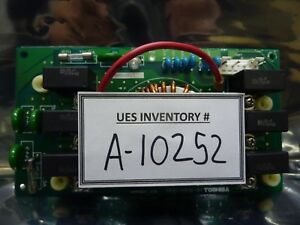 Toshiba Mcc 1310 01 Transformer Relay Board Pcb Used Working