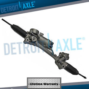 Electric Steering Rack And Pinion Assembly Fits 2016 2017 2018 Chevy Malibu