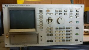 Hp 4145a Semiconductor Parameter Analyzer Parts Unit