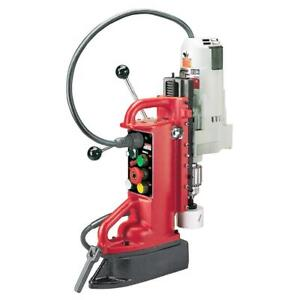 Milwaukee 4206 1 120v Ac Adjustable Position Electromagnetic Drill Press